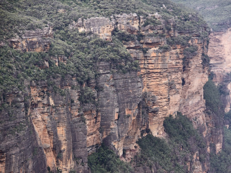 Blue Mountains, Australien - April 2010