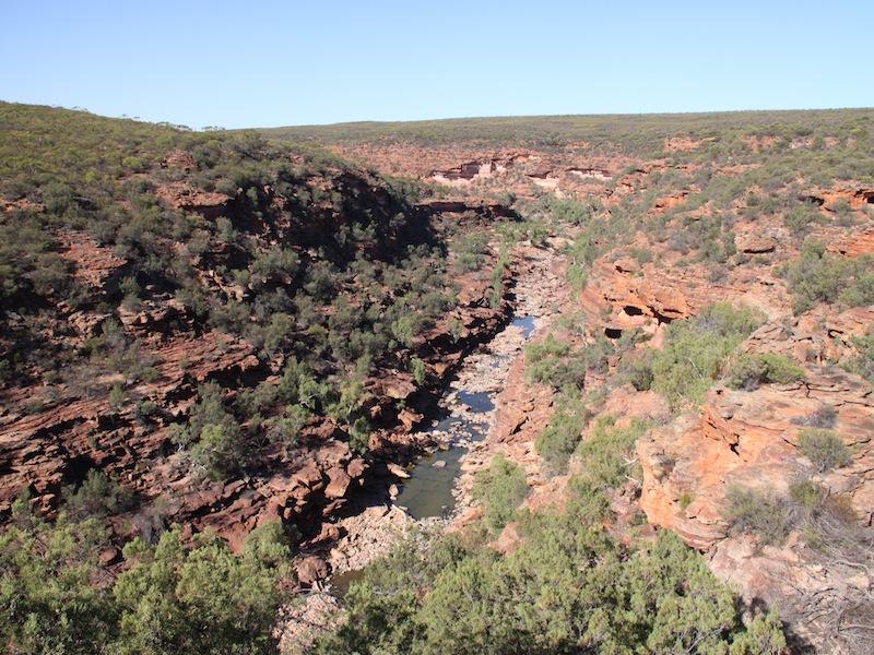 Von Perth nach Coral Bay, Australien - Mai 2010