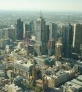 Melbourne, Australien - April 2010
