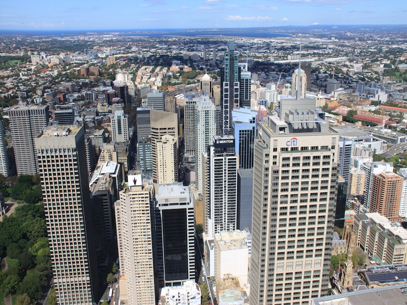 Sydney, Australien - April 2010