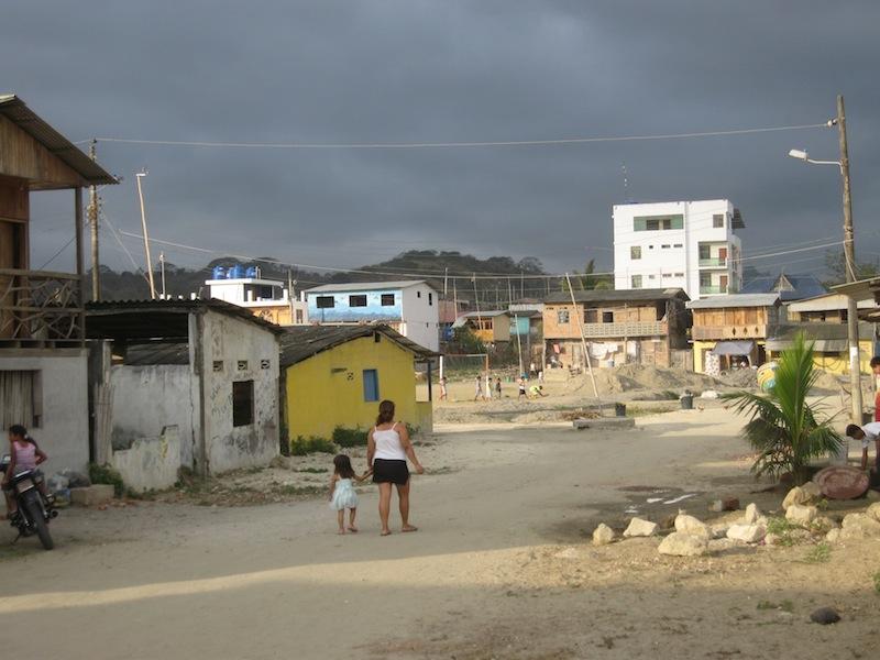 Canoa, Ecuador - August 2009