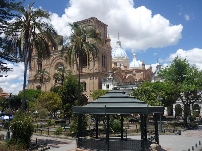 Cuenca, Ecuador - Oktober 2009