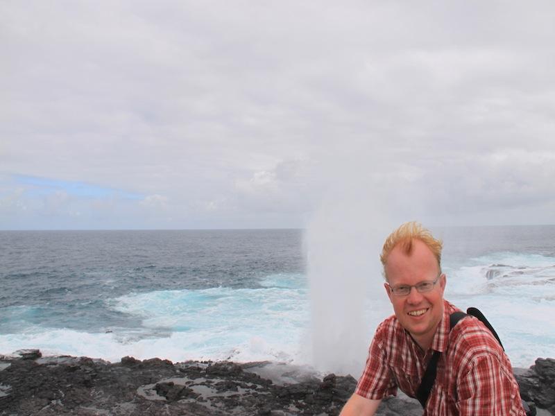 Galapagos Inseln, Ecuador - Juli 2009