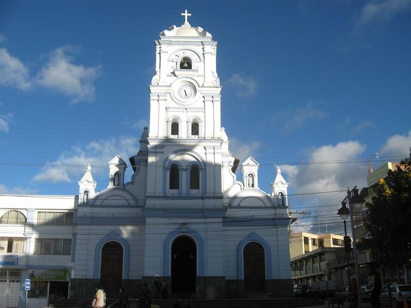 Tulcán, Ecuador - August 2009