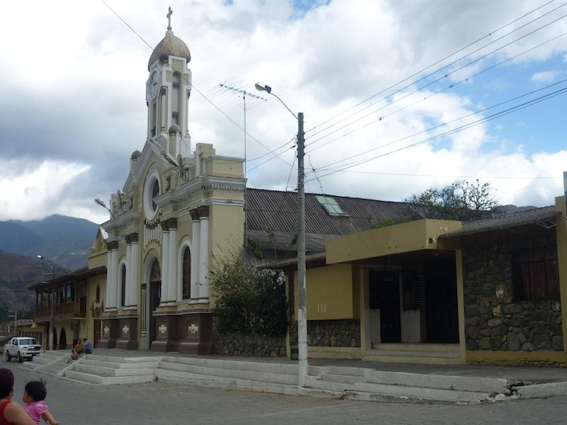 Vilcabamba, Ecuador - Oktober 2009