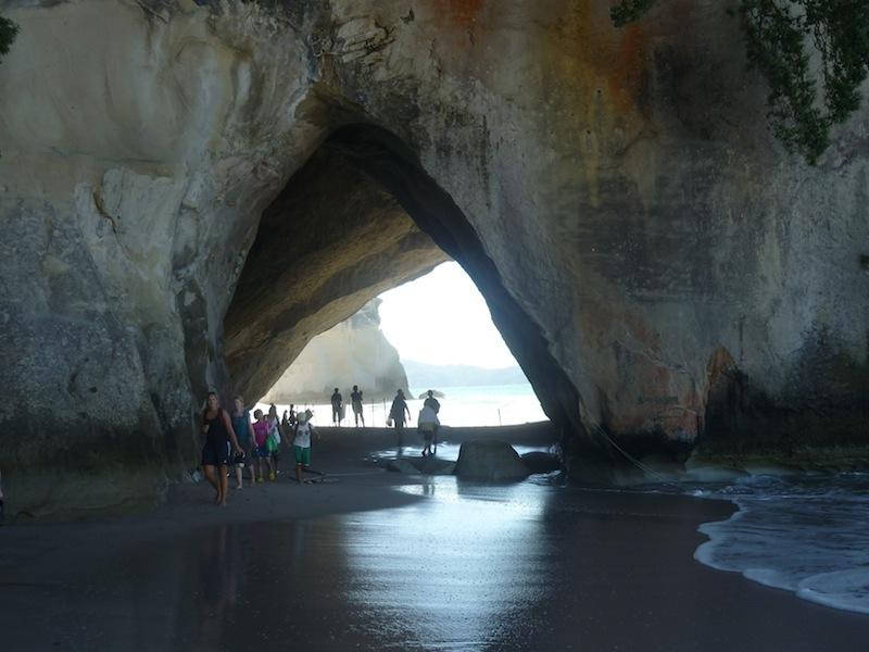 Der Westen der Nordinsel, Neuseeland - März 2010