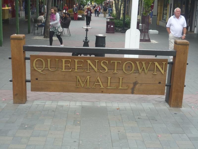 Queenstown, Neuseeland - März 2010