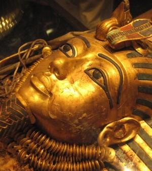Tutanchamun – Grab und Schätze in Zürich, Schweiz - September 2008