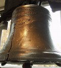 Die Liberty Bell in Philadelphia, USA
