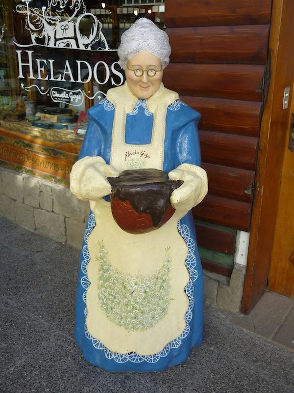 Bariloche, Argentinien - Februar 2010