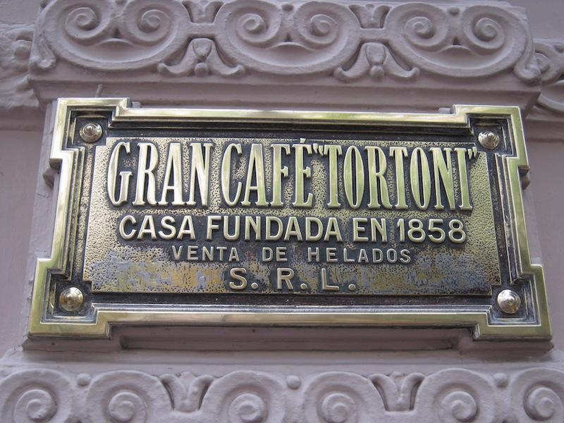 Buenos Aires, Argentinien - Januar 2010
