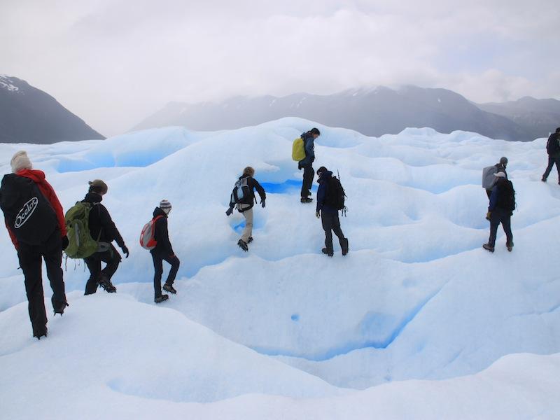 Perito Moreno Gletscher, Argentinien - Januar 2010