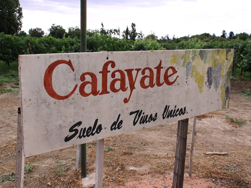 Salta & Cafayate, Argentinien - Januar 2010
