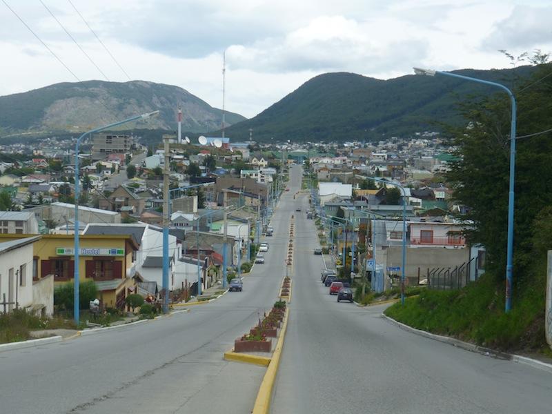 Ushuaia, Argentinien - Januar 2010