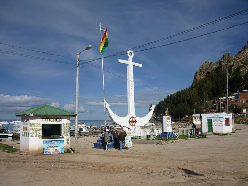 Copacabana, Bolivien - Dezember 2009