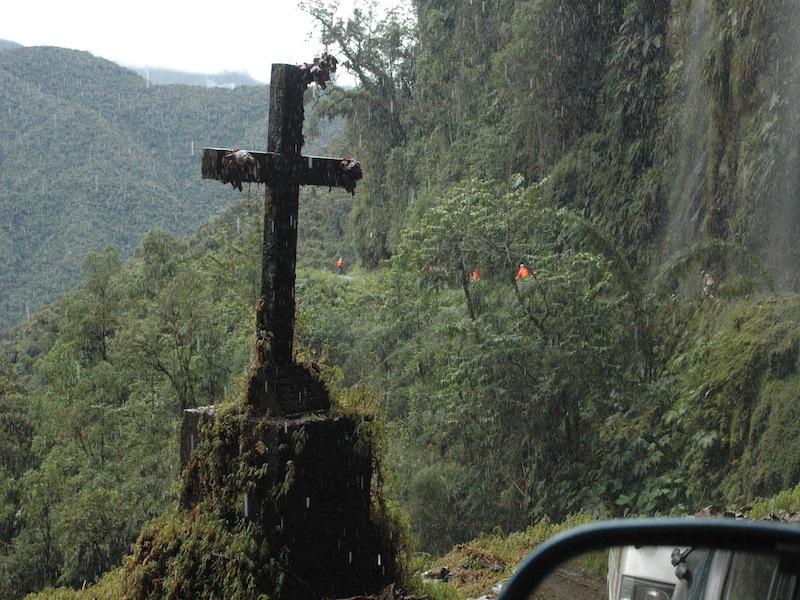 Death Road, Bolivien - Dezember 2009