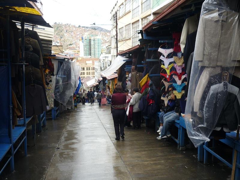 La Paz, Bolivien - Dezember 2009