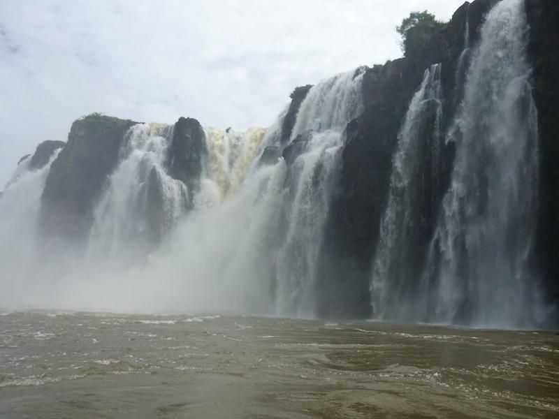 Iguacu-Wasserfälle, Brasilien - Januar 2010
