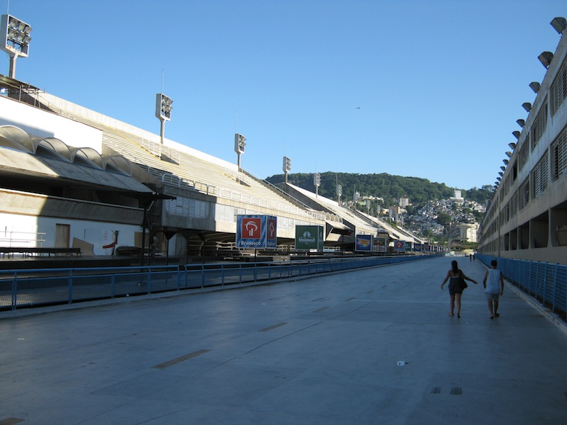 Rio de Janeiro, Brasilien - Dezember 2009