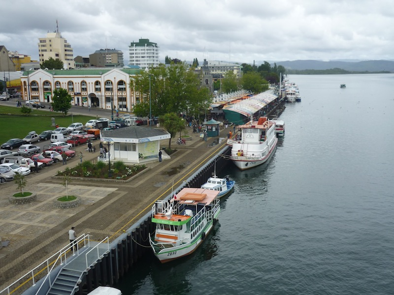 Puerto Varas & Valdivia, Chile - Februar 2010