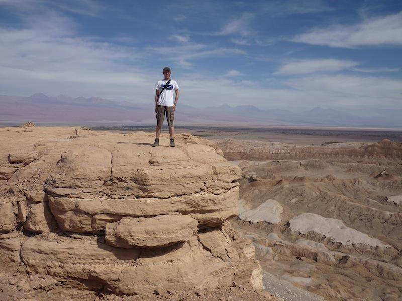 San Pedro de Atacama, Chile - Dezember 2009