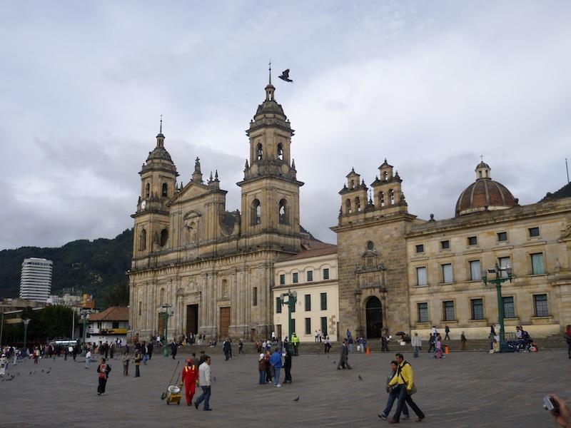 Bogota, Kolumbien - August 2009
