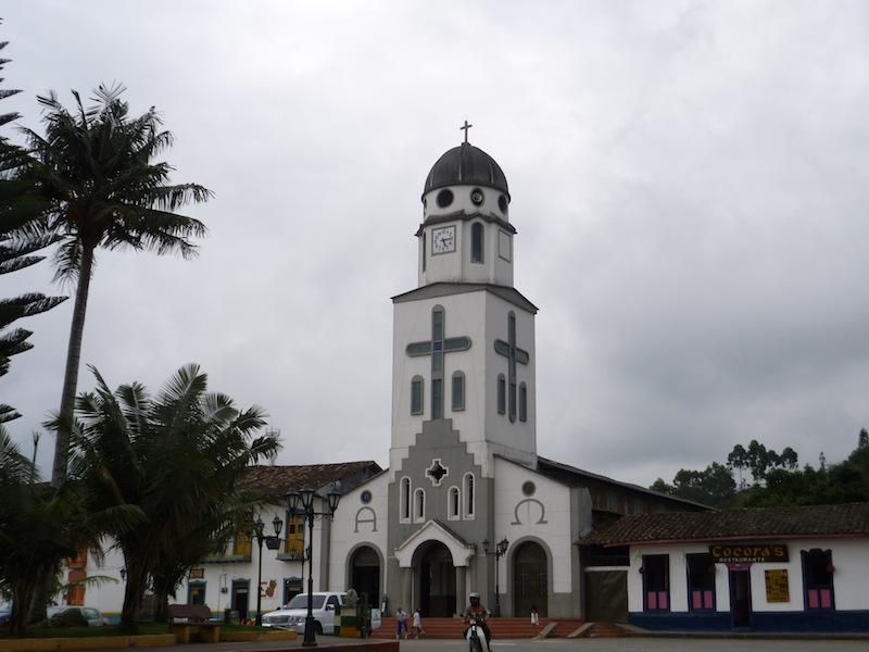 Salento, Kolumbien - August 2009