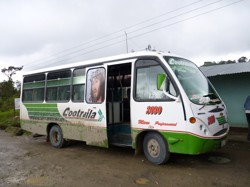 San Agustin & Tierradentro, Kolumbien - August 2009