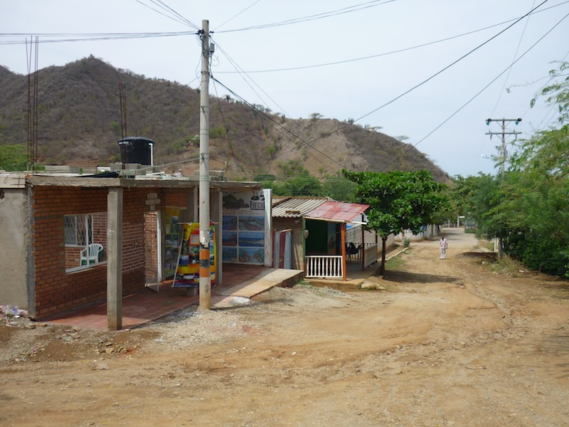 Taganga, Kolumbien - August 2009