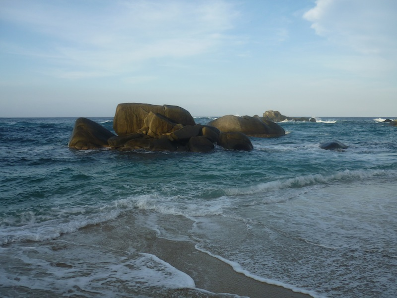 Tayrona Nationalpark, Kolumbien - September 2009