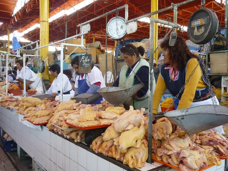 Arequipa, Peru - November 2009