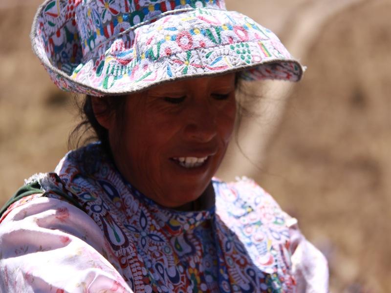 Colca Canyon, Peru - November 2009