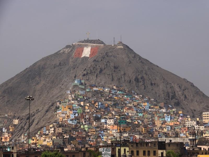 Lima, Peru - November 2009