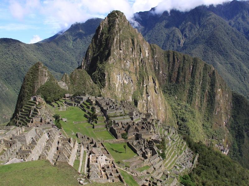 Machu Picchu, Peru - Dezember 2009