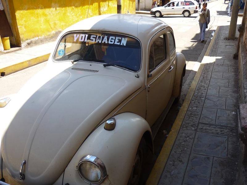 Puno, Peru - Dezember 2009