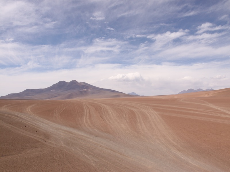 Salar de Uyuni, Bolivien - Dezember 2009
